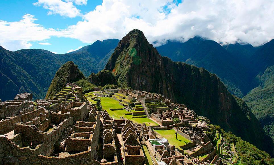 Machu Picchu la Ciudad Sagrada