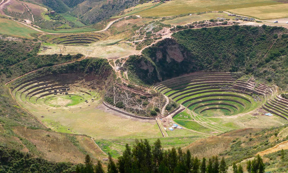 moray - valle sagrado