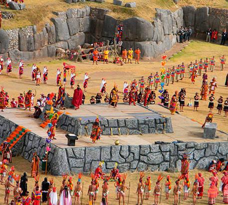 Inti Raymi 2019 & Machu Picchu