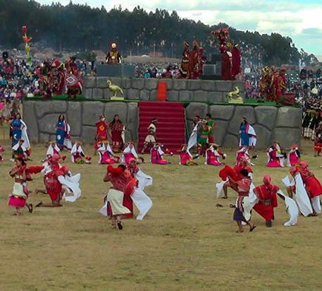 Inti Raymi In Peru 4 dias