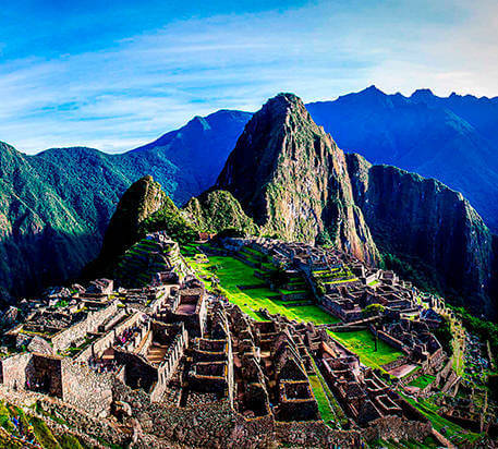 Peru Tourist Attractions Tours