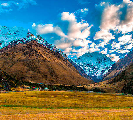 Salkantay Trek to Machu Picchu 5 days