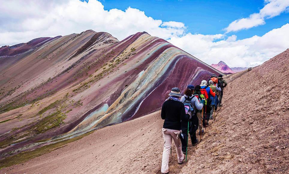 Montaña de 7 Colores Tour desde Cusco