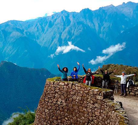 The Inca Trail Trek 4 Days Private Service