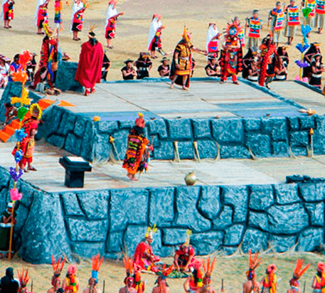 Inti Raymi Cusco Peru 2020