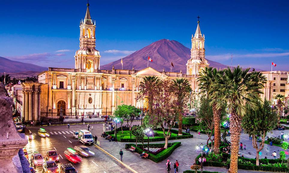paquetes turísticos Perú - tour arequipa