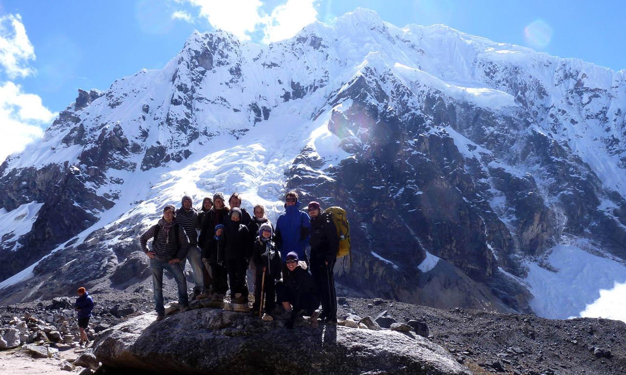 Salkantay trek, ruta por el Apu Salkantay a Machu Picchu