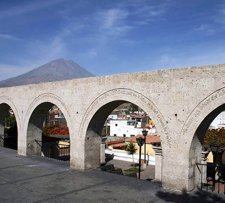 Stay for 5 days in Arequipa