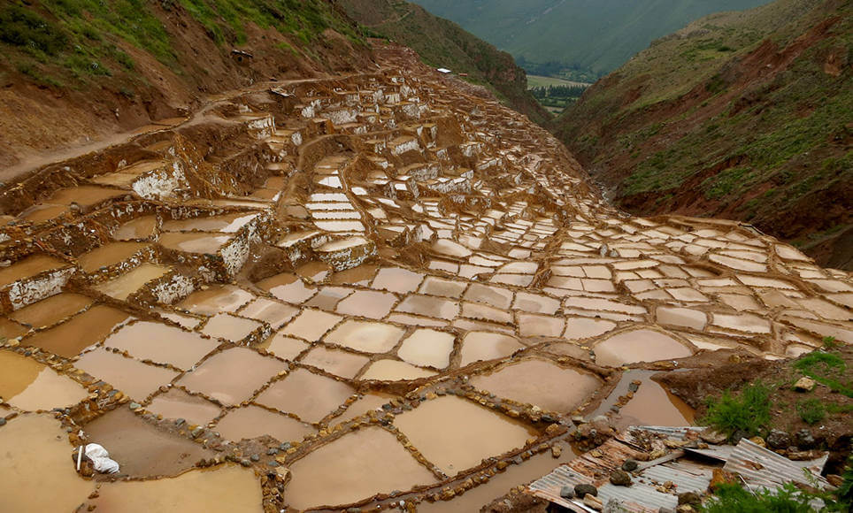 maras - Sacred Valley Tour Full Day