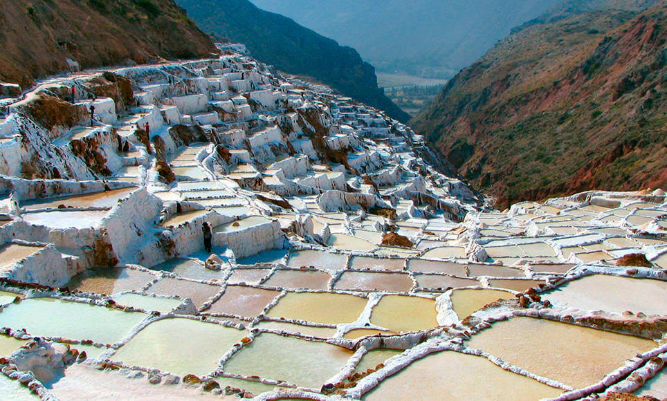 tour valle sagrado - salineras de maras