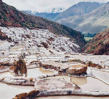 Maras Moray & Salt Mines Tour – Cusco Peru