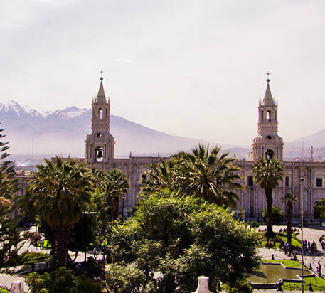 4 days in Arequipa White City